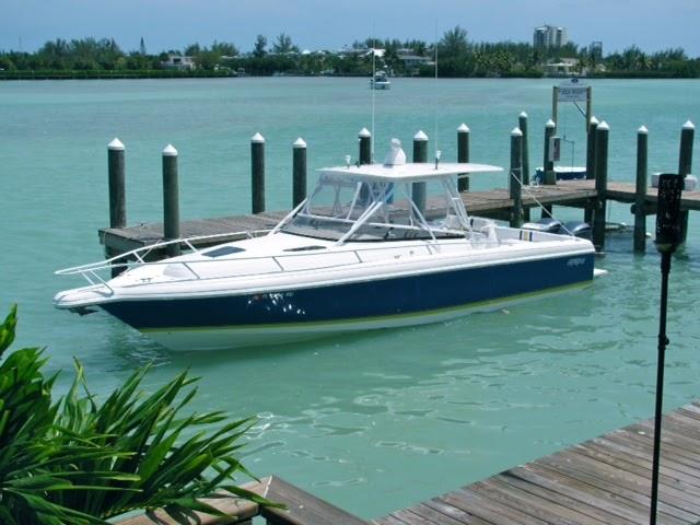Boat Stolen from Marathon Home