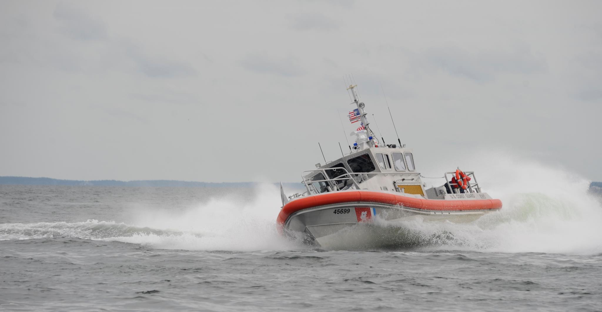 Stolen Vessel Recovered; Two Men Arrested