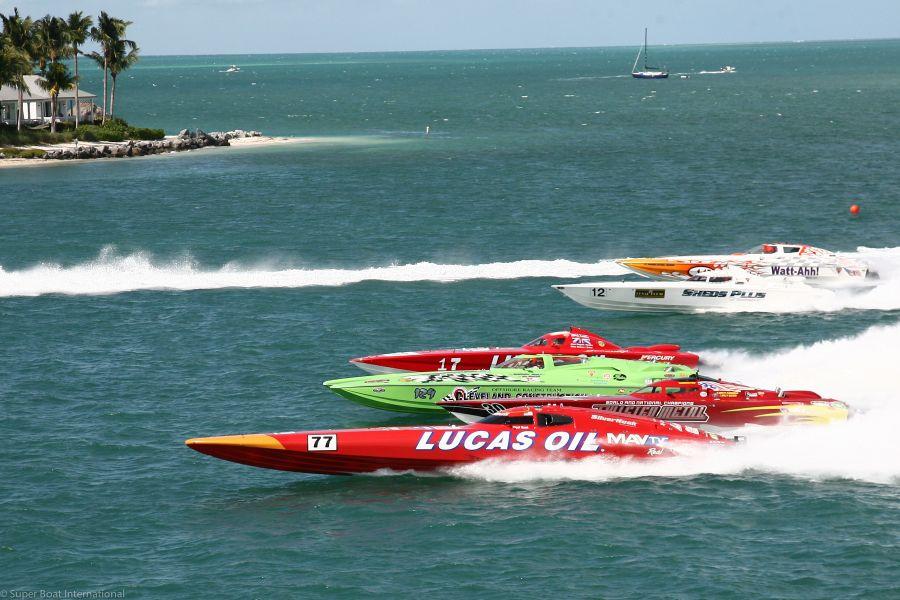 World Championship Power Boat Races Roaring Through Key West