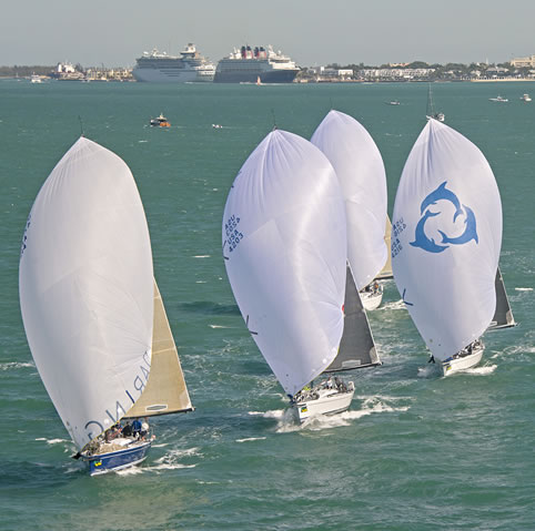 International Sailing Regatta to Bring World-Class Racers to Key West Jan. 19-24